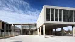 Middle School Morières Les Avignon / N+B Architectes