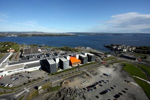IT-Fornebu Portal building / A-Lab
