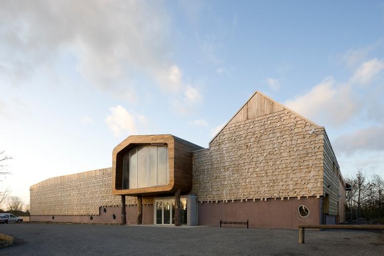 Rennes Metropole Museum / Guinée et Potin Architectes, © Stéphane Chalmeau