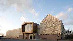 Rennes Metropole Museum / Guinée et Potin Architectes