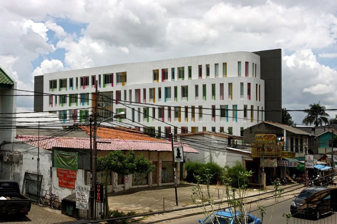 kemang medical care aboday architects archdaily