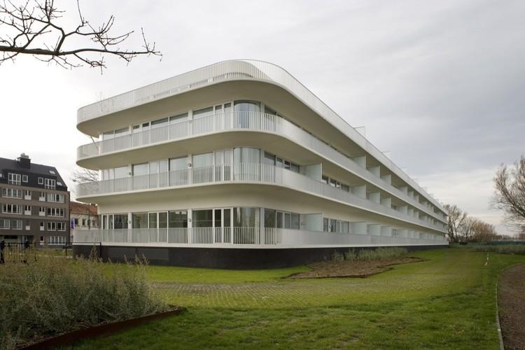 Residence Wellington Oostend / BURO II, © Kris Vandamme
