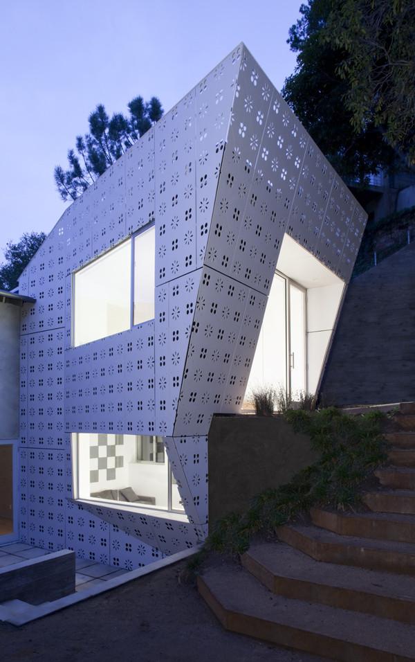 Diamond House / XTEN Architecture, © Art Gray Photography