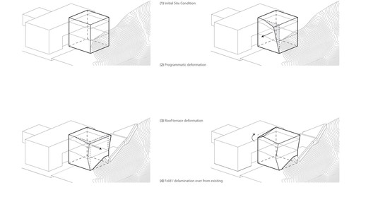Volume diagram © XTEN Architecture