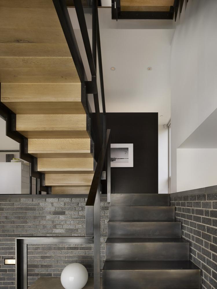 Gallery of Split Level House / Qb Design - 9 on design house hamilton, design house cameron, design house aurora,