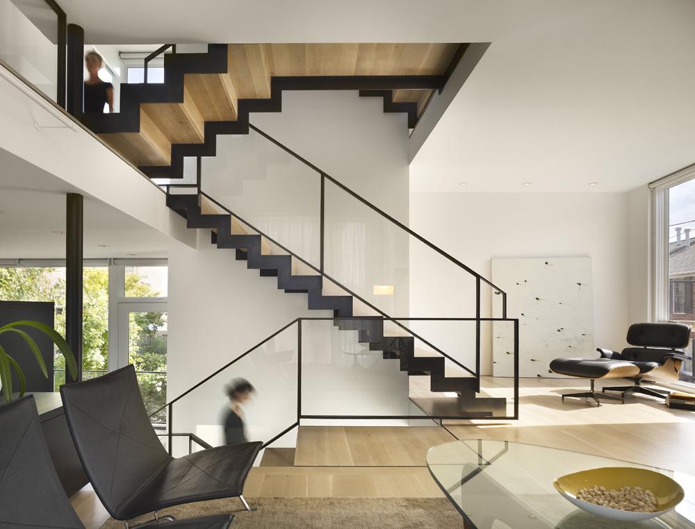 Gallery Of Split Level House Qb Design 4