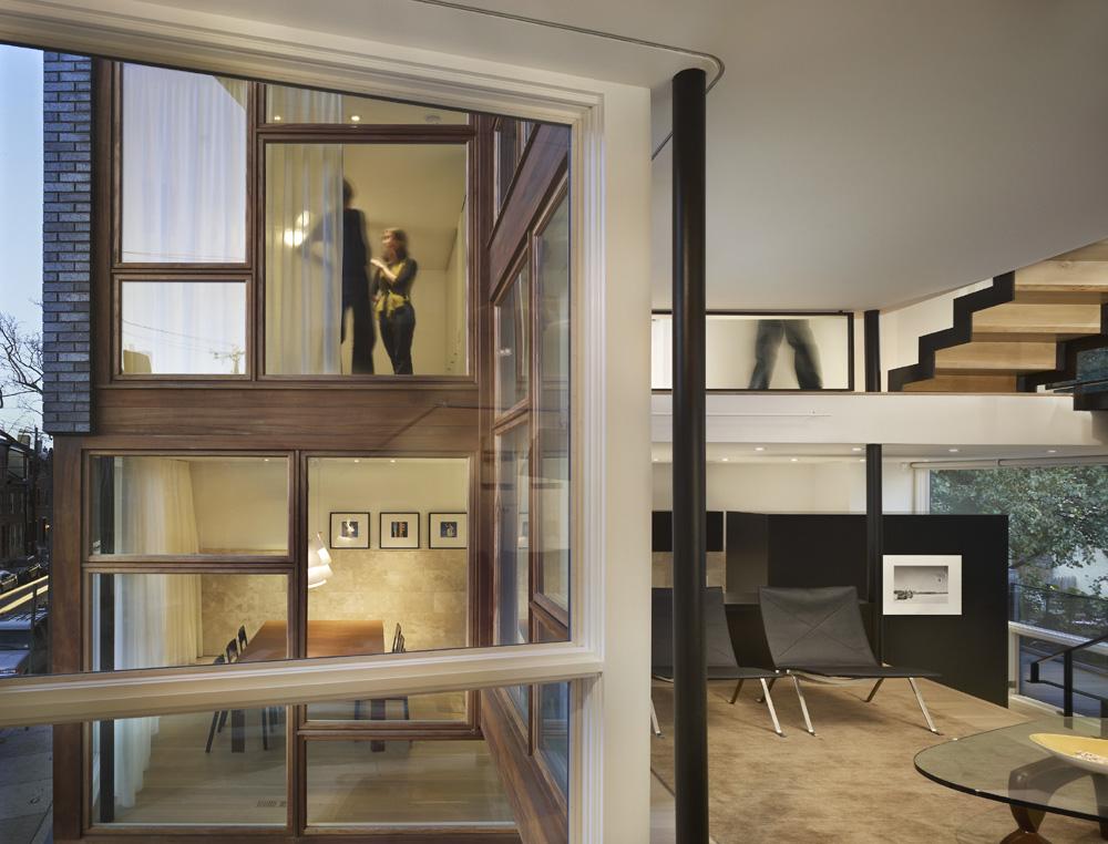 Gallery of Split Level House / Qb Design - 12 on design house hamilton, design house cameron, design house aurora,