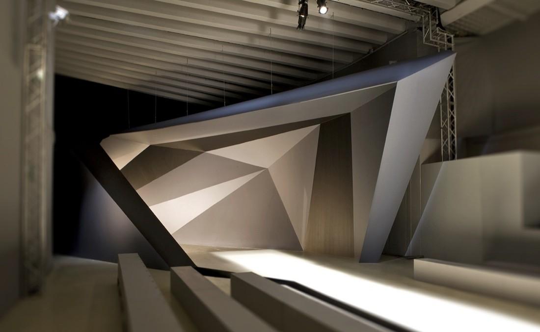 Gallery Of Aw10 Fashion Show Aquili Alberg 3