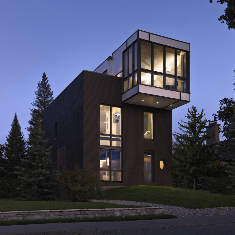 Echo House / Kariouk Associates, Courtesy of Photolux Studios