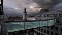 Bridge in Vienna / SOLID architecture