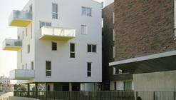Choisy le Roi Housing / Olivier Sinet + Benjamin Fleury