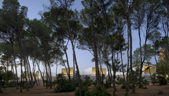 Conference Center in Ibiza / UP Arquitectos