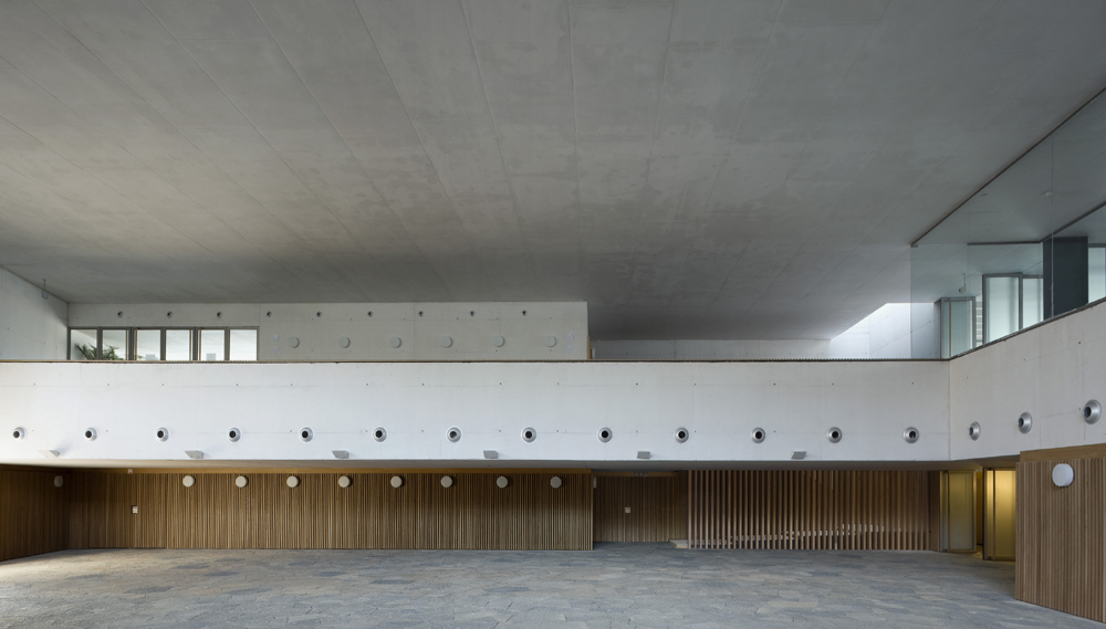 Gallery of conference center in ibiza up arquitectos 3 - Arquitectos ibiza ...