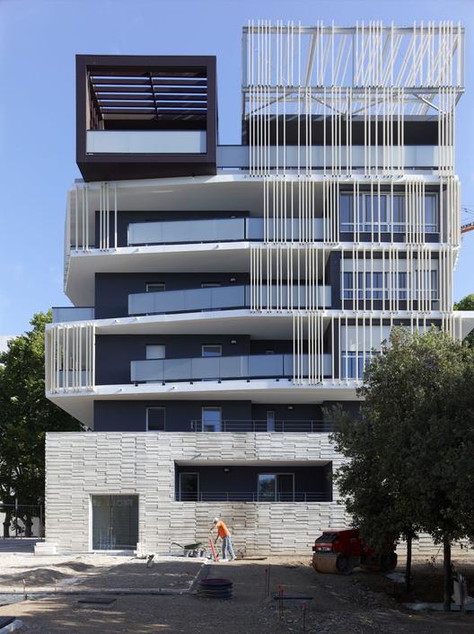 Corim Logements / MDR Architectes, © Stéphane Chalmeau