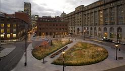 Square des Frères-Charon / Affleck de la Riva architects