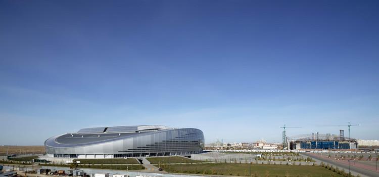 Astana Arena / Tabanlioglu Architects, © Cemal Emden
