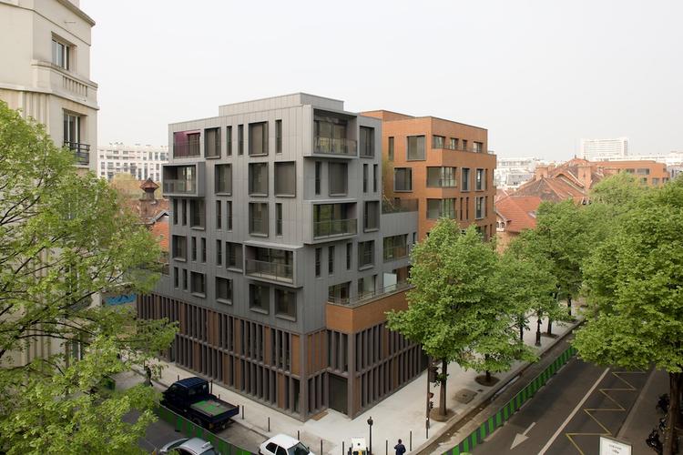 Boucicaut Logements / Brenac & Gonzalez & Associés, © Stéphane Chalmeau