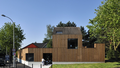 Les Ti'Canailloux / Topos Architecture