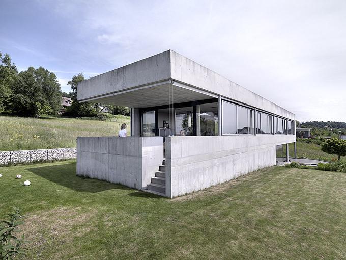 Haus szelpal felber sz lpal architekten archdaily for Cg home designs