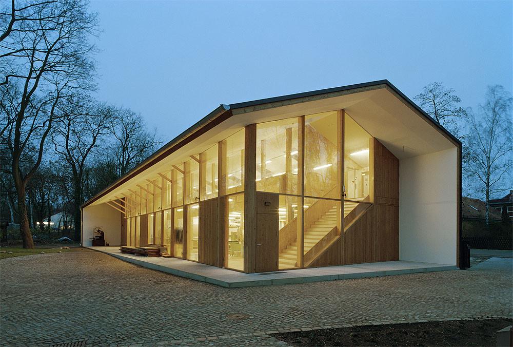 Barn 2.0 / UTArchitects, © Ulrich Schwarz