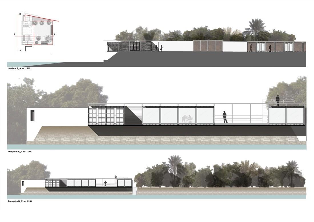 Gallery of medical housing compound studio tam associati for Representacion arquitectonica pdf