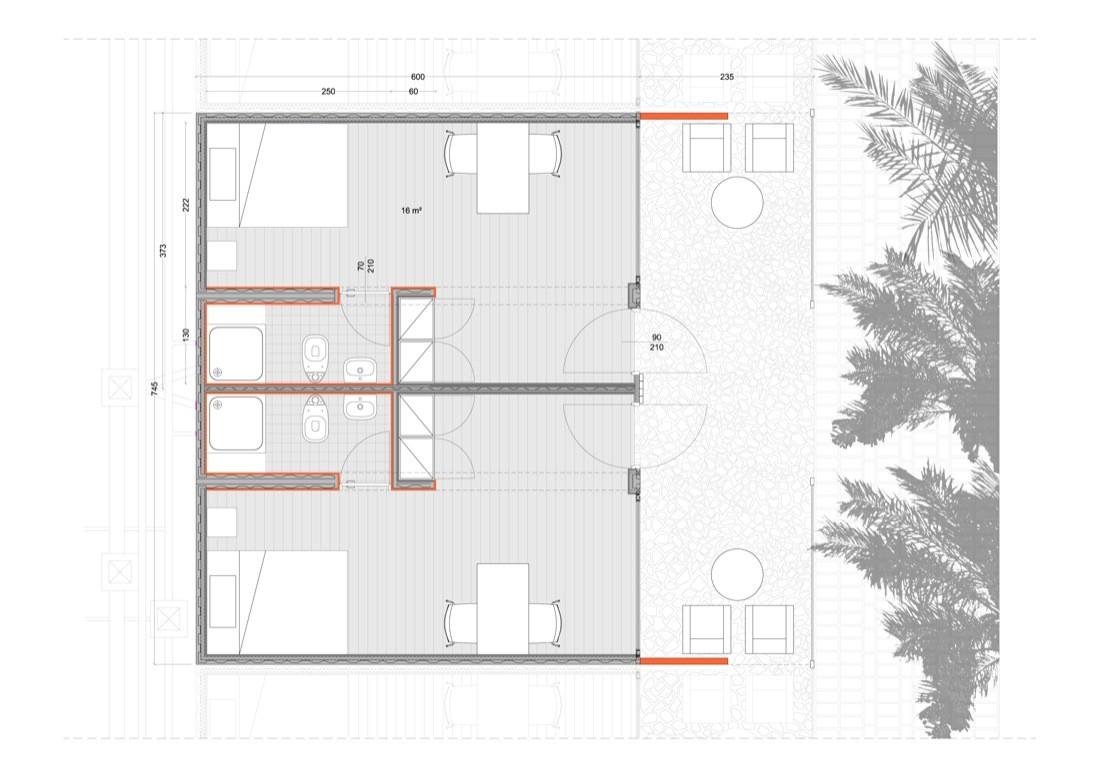 Gallery of Medical Housing Compound / Studio Tam ociati - 29 on