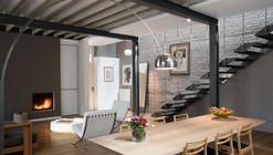 Franken House / Bekhor Architecte
