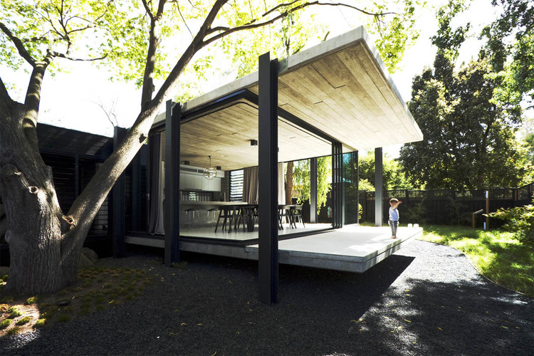 Elm & Willow House / Architects EAT, © James Coombe