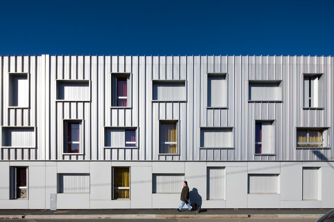 Student Housing in Bordeaux / Lanoire & Courrian, © Stéphane Chalmeau
