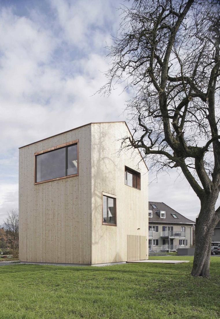 EMA Haus / Bernardo Bader, Courtesy of  architekt di bernardo bader