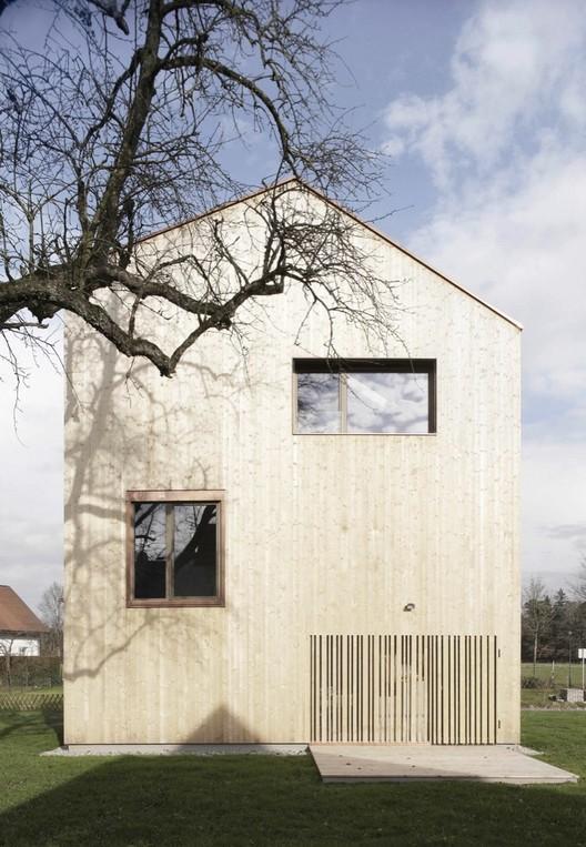 Courtesy of  architekt di bernardo bader