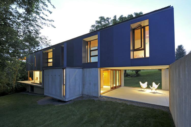 House Equanimity / Joseph N. Biondo, Architect, © Steve Wolfe