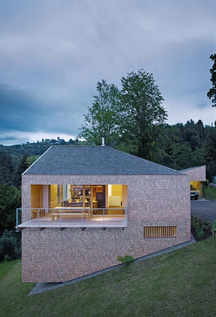 HD Haus / Bernardo Bader, © Adolf Bereuter