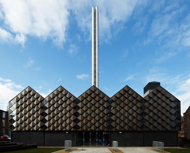 Heating Infrastructure Building / Levitt Bernstein Associates, © Eddie Jacob