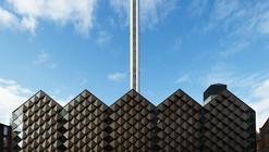 Heating Infrastructure Building / Levitt Bernstein Associates