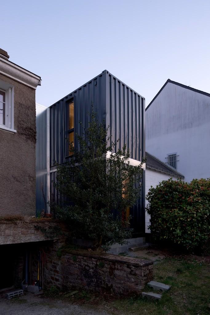 House extension / Christophe Nogry, © Stéphane Chalmeau