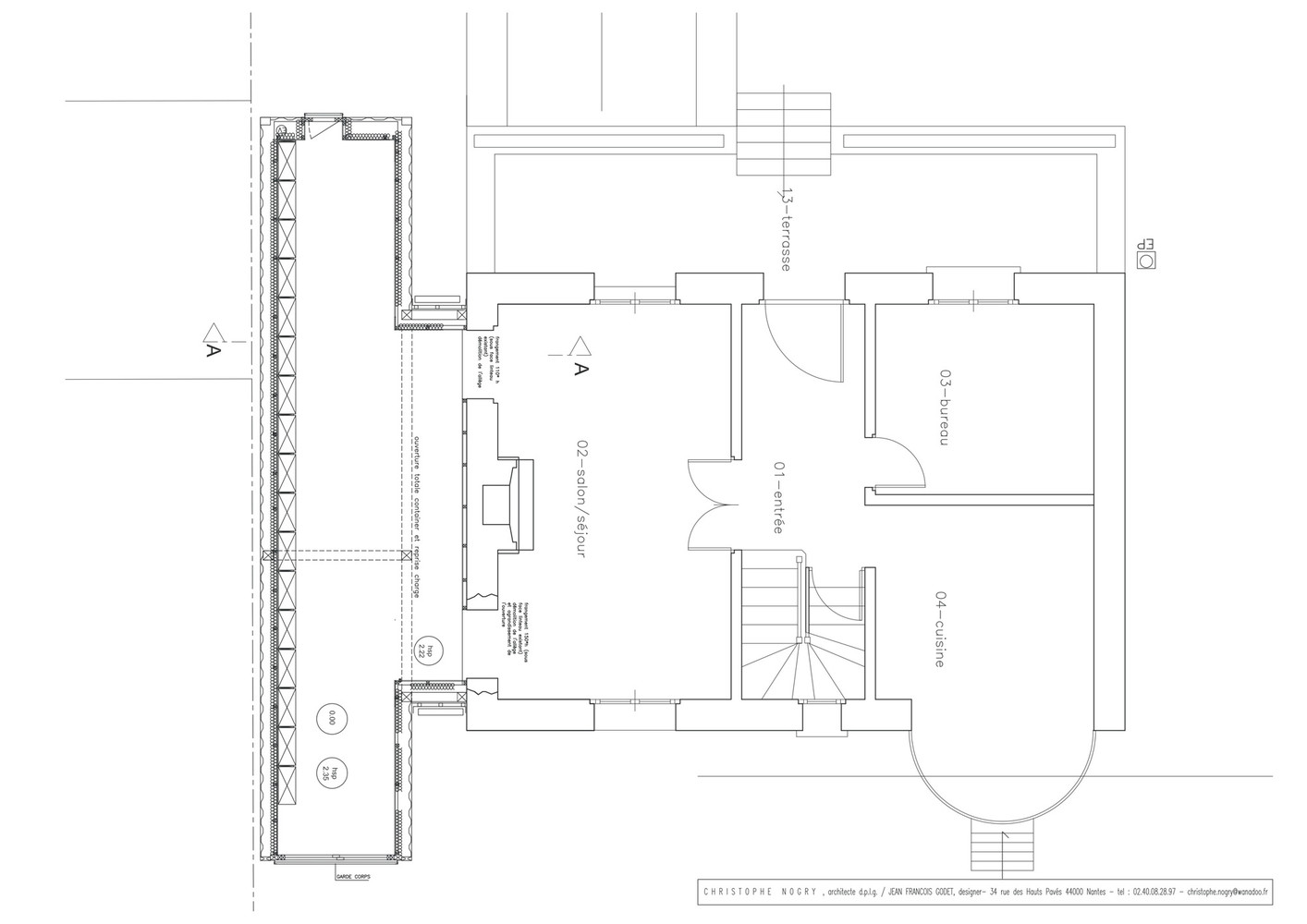 Gallery of House extension / Christophe Nogry - 27 on house investor, house layout, house styles, house bed, house services, house logo, house investigator, house interior ideas, house design, house plans, house journal, house painter, house powerpoint, house construction, house architect, house fans, house planning, house project, house family, house worker,