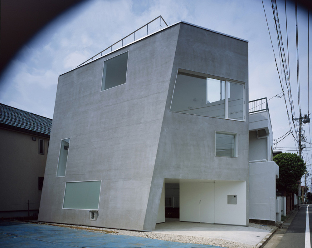 House In Matsubara Ken Ichi Otani Architects Archdaily