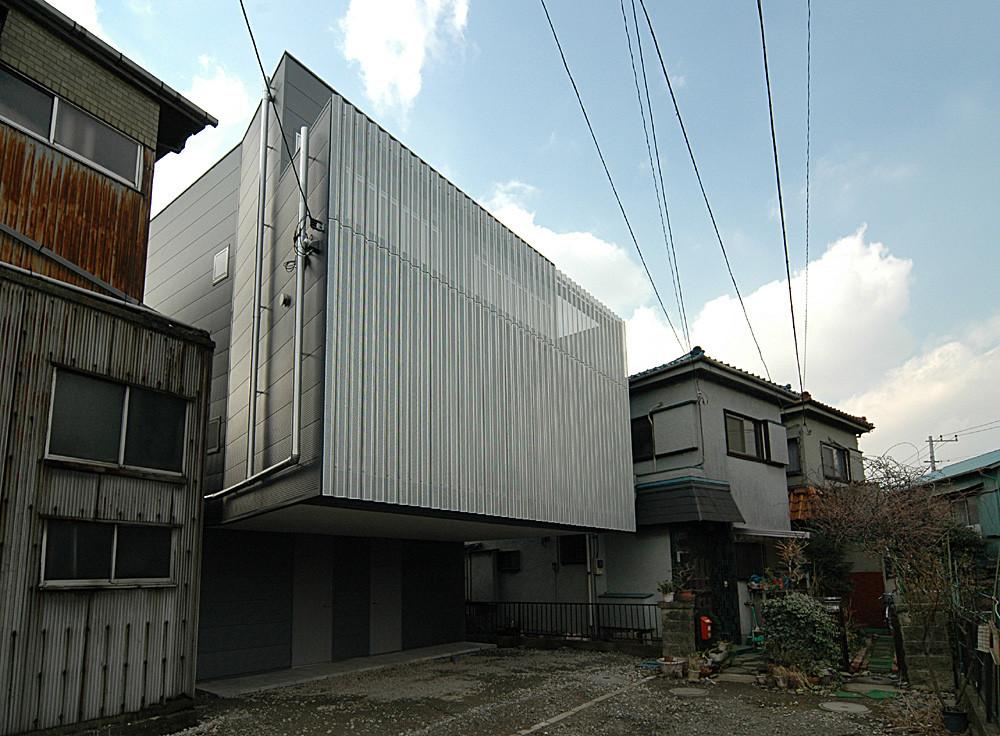 TN House / Miyahara Architect Office, © Teruo Miyahara