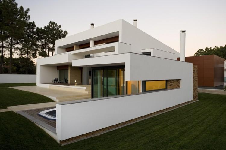 Casa Marisol / espaço a3, © Fernando Guerra |  FG+SG
