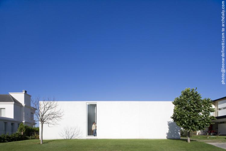 Caja House / Estudio Aire, © Leonardo Finotti