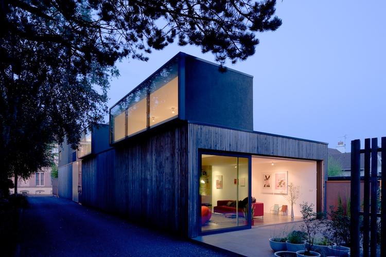House in Lille / Saison Menu Architectes, © Stéphane Chalmeau