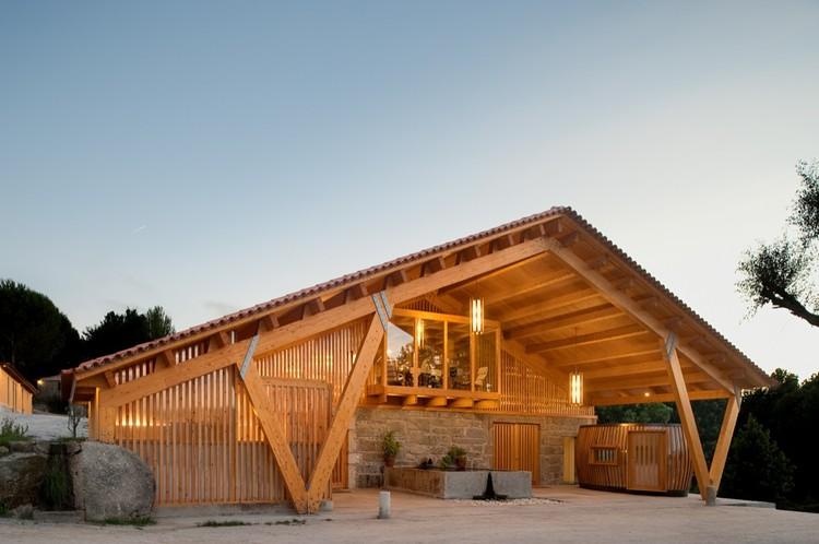 Casa da Torre Winery / Castanheira & Bastai Arquitectos Associados, © Fernando Guerra |  FG+SG