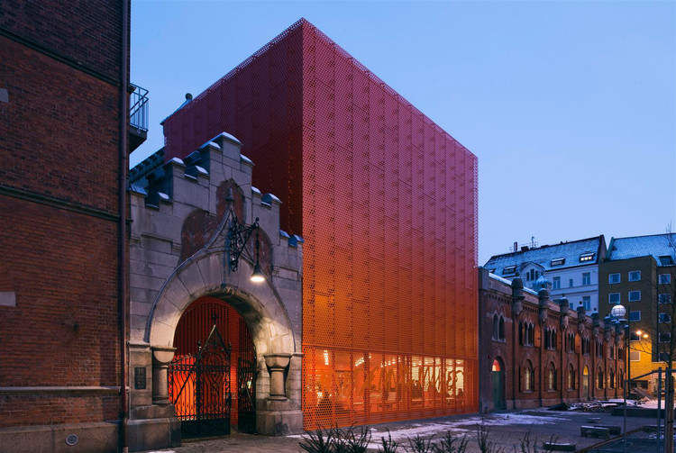 Moderna Museet Malmo Tham Videgard Arkitekter Archdaily