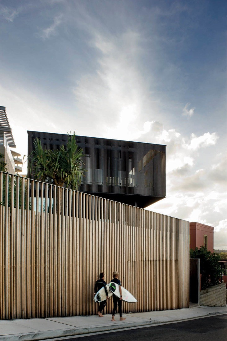 Freshwater House / Chenchow Little | ArchDaily