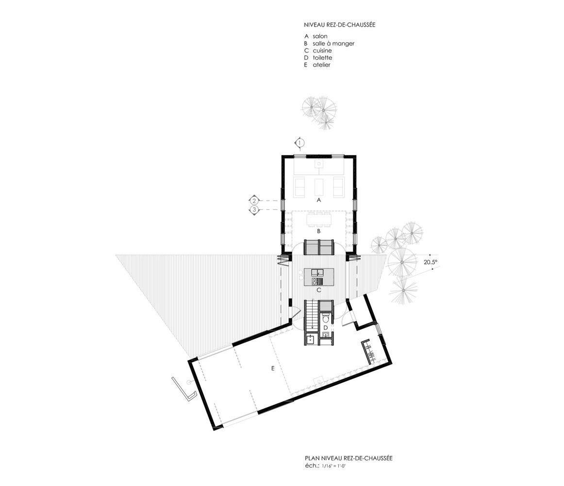 NB20º5,ground Floor Plan