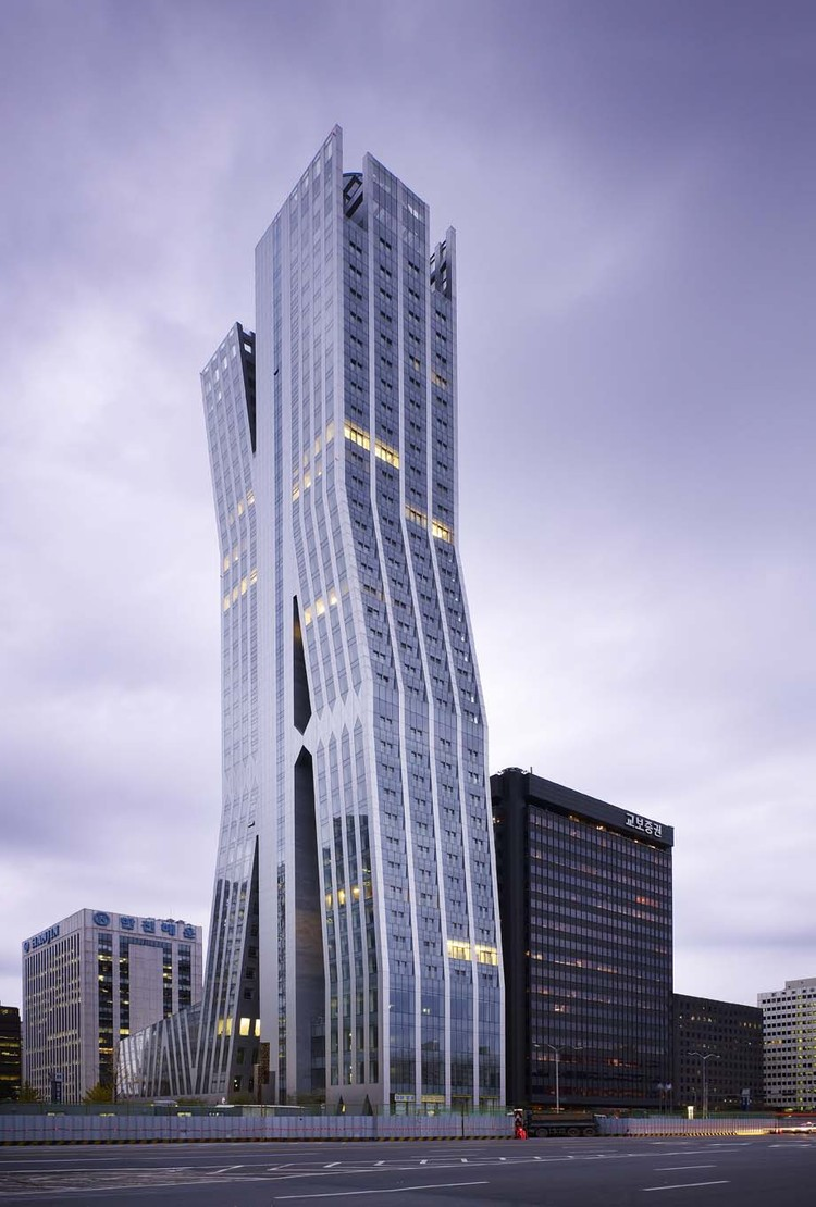 S-Trenue Tower / Mass Studies, © Yong-Kwan Kim