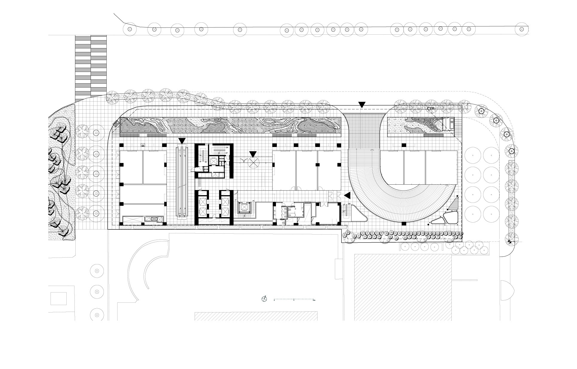 gallery of s trenue tower mass studies 52