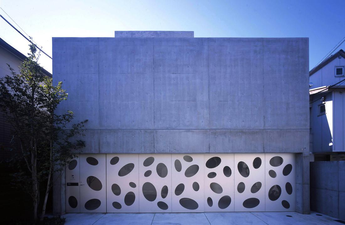House in Hamadayama / K+S Architects, © Hiroshi Ueda