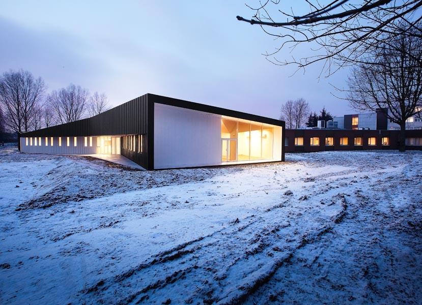 Centre of Pedagogic Multimedia Resources / Béal & Blanckaert, © Julien Lanoo
